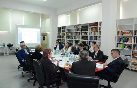 Antalya Türk İslam Medeniyetler Müzesi için ilk toplantı yapıldı!