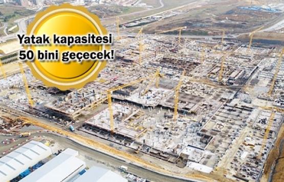 İstanbul'daki şehir hastaneleri