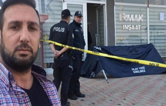 Denizli'de inşaat firması sahibi Mehmet Yamer öldürüldü!