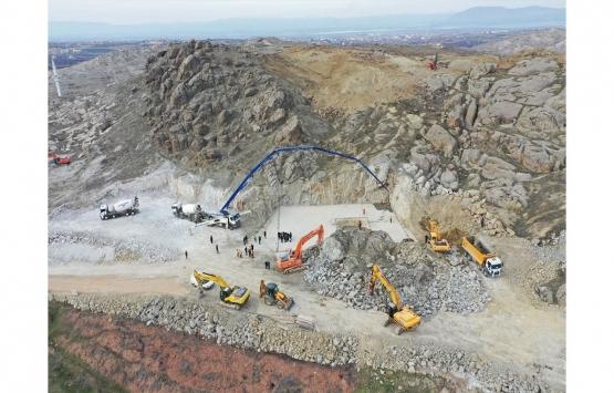 Malatya'da depremzedeler için inşa edilecek konutların çalışmasına başlandı!
