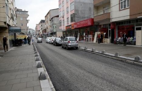 Şanlıurfa Harran prestij caddeye kavuştu!