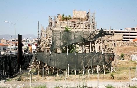 İzmir Agora Müze Evi'nin restorasyonu devam edecek mi?