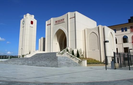 İHÜ'yü 'Kampüs Üniversite' kimliğine kavuşturan külliye inşaatı bitti! Yarın açılıyor!