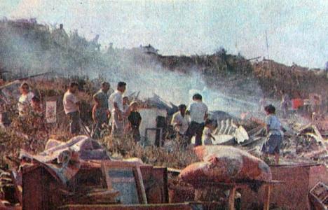1989 yılında Baltalimanı'nda