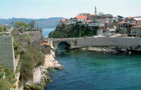 Karadeniz'in 20 metre derinliğine taş duvar konuluyor!