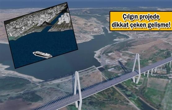 Kanal İstanbul projesinde imar planı değişikliği!