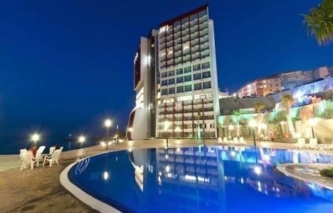 Sky Tower Hotel Akçakoca nerede?
