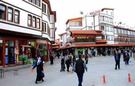 Konya Tarihi Bedesten'de restorasyon çalışması devam ediyor!
