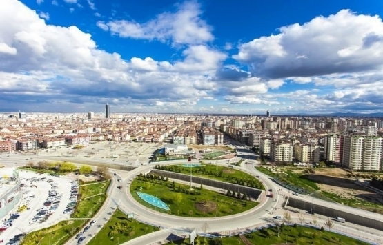 Konya'da 2019 Mart'ta