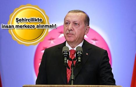 Cumhurbaşkanı Erdoğan: Günümüz