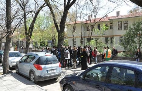 Saraçoğlu mahallesindeki tahliyelere