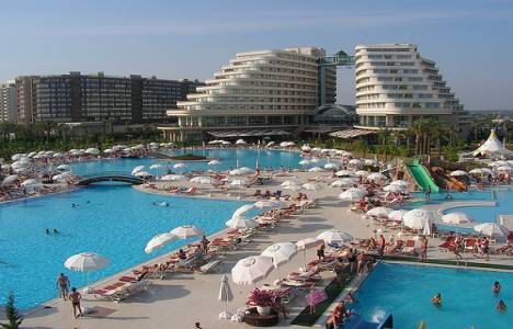 Antalya'ya 10 milyon 880 bin turist geldi!