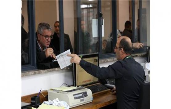 Melikgazi'de emlak vergisinin birinci taksitleri ödendi!