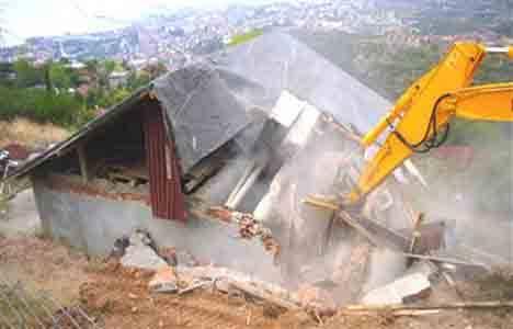 Kaçak inşaat cezası
