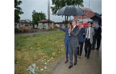Bursa Sıcaksu'daki dönüşüm bölgeye değer katacak!
