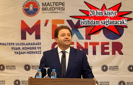 Maltepe M'Expo Center