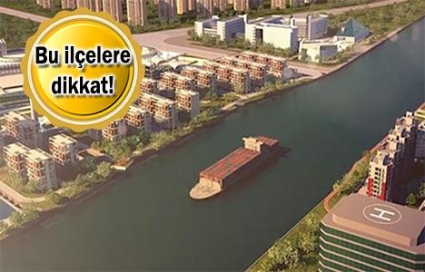 370 bin kişi Kanal İstanbul'a komşu olacak!