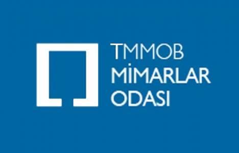 TMMOB Mimarlar Odası: