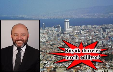 İzmir Konak'ta konutların