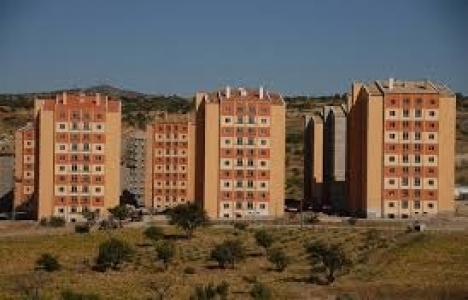 Nevşehir'de TOKİ tarafından 754 konut yapılıyor!