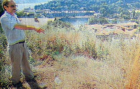 1991 yılında İstinye'de