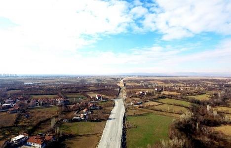 Malatya Kuzey Kuşak Yolu'nun 12 kilometresi açıldı!