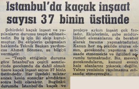 1967 yılında İstanbul'da