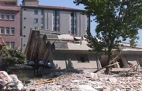 Avcılar'da 1999 depreminde