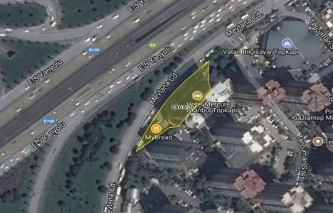 Zeytinburnu Merkezefendi otel alanı imar planı askıda!