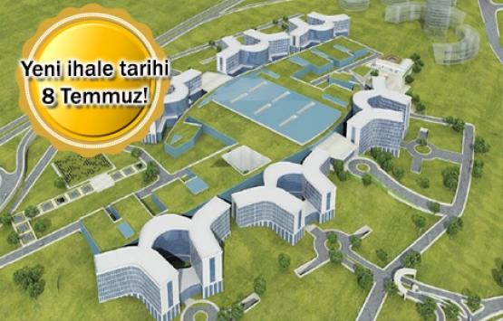 Sancaktepe Şehir Hastanesi'nin