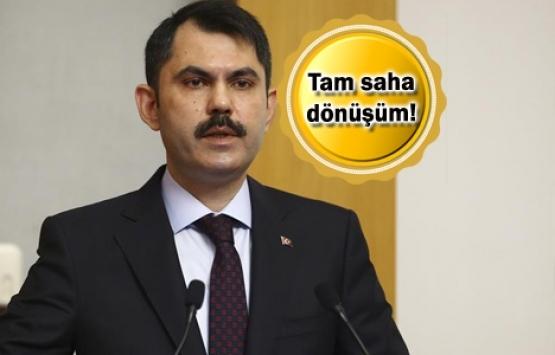 Murat Kurum, Kentsel Dönüşüm Eylem Planı'nı anlattı!