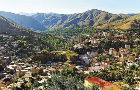 Bitlis'e 100 milyonluk