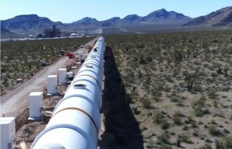 Hyperloop dünyanın en hızlı ulaşım sistemi olacak!