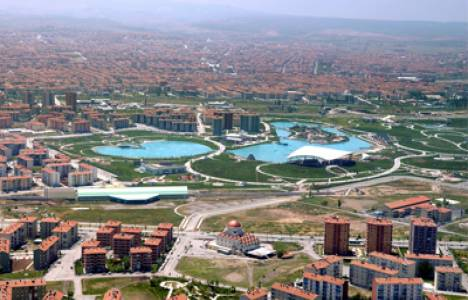Ankara'da ticaret ve