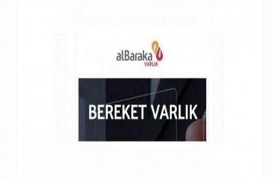 Bereket Varlık Kiralama 325 milyon TL'lik kira sertifikası sattı!