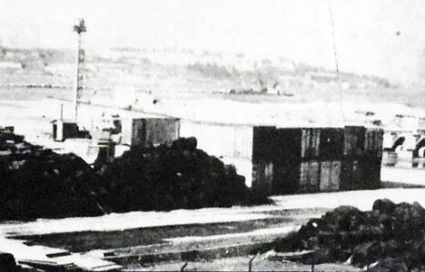 1982 yılında Haydarpaşa