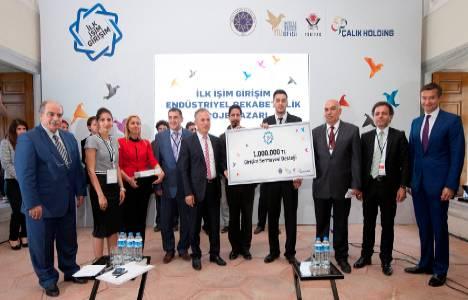 Çalık Holding İlk İşim Girişim yarışması sonuçlandı!