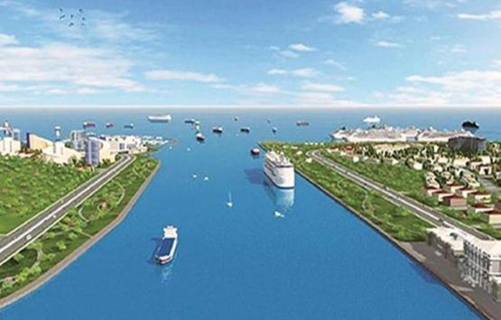 Kanal İstanbul dünyada