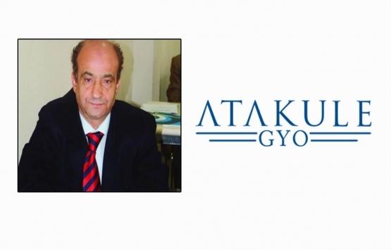 İsmail Tarman, Atakule GYO Yönetim Kurulu Başkanı oldu!