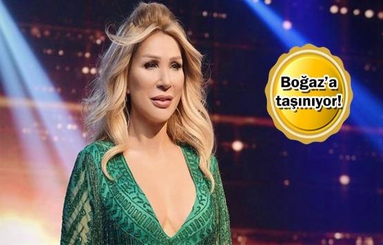 Seda Sayan Sarıyer'den 4 milyon dolara villa satın aldı!