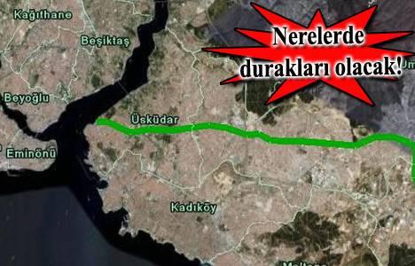 Sultanbeyli metro hattı