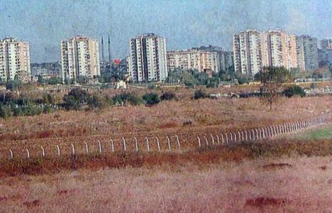 1999 yılında Ataköy'de