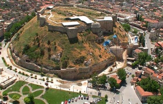 Gaziantep'te 6.8 milyon