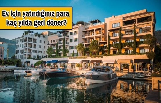 Türklerin radarındaki Karadağ'da inşaat sayısında patlama!