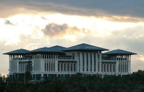 Atatürk Orman Çiftliği'nden 8 dönüm Cumhurbaşkanlığı Sarayı'na verildi!