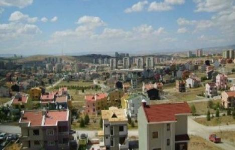 Ankara Yenimahalle'de imar