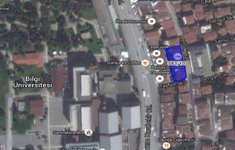 Eyüp Bilge Kız Öğrenci Yurdu sosyal tesis alanı imar planı askıda!