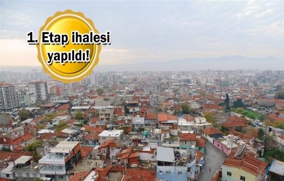 İzmir Ege Mahallesi'nde kentsel dönüşüm için düğmeye basıldı!