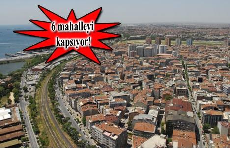 TOKİ Zeytinburnu'nda sosyal