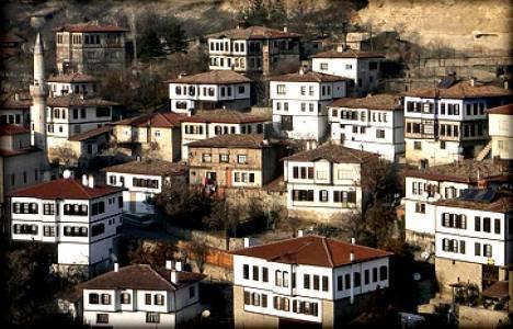 Safranbolu'daki tarihi yapılar restore ediliyor!